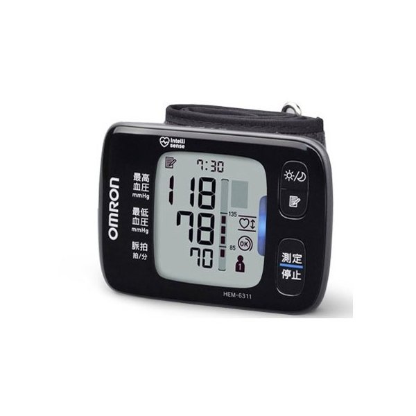 OMRON HEM-6311 手首式血圧計 aprice