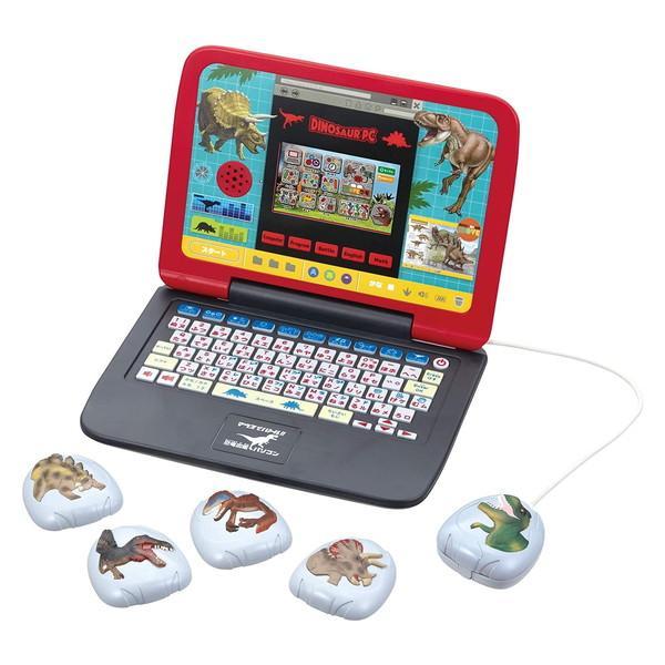 セガトイズ マウスでバトル 恐竜図鑑パソコン