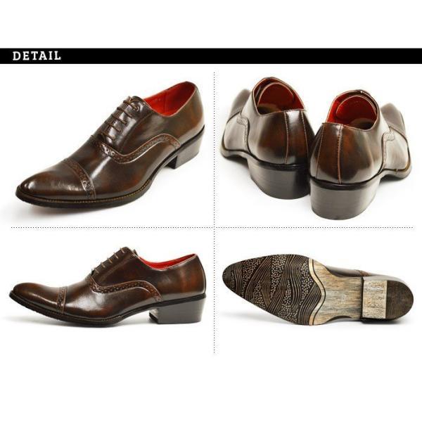 ビジネスシューズ 革靴 メンズ 2足セット SET 靴 メンズ ロングノーズ フォーマル ベルト モンクストラップ スリッポン 福袋 紳士靴 ビジネスシューズ|apricot-town|18