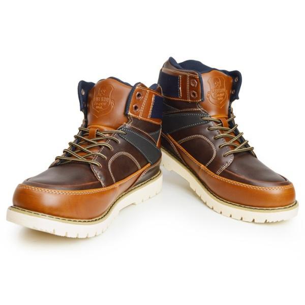 ブーツ メンズ スノーブーツ 靴 メンズ ワークブーツ スニーカー 防水 防寒ブーツ スノーシューズ レインシューズ レインブーツ 2017 冬|apricot-town|04