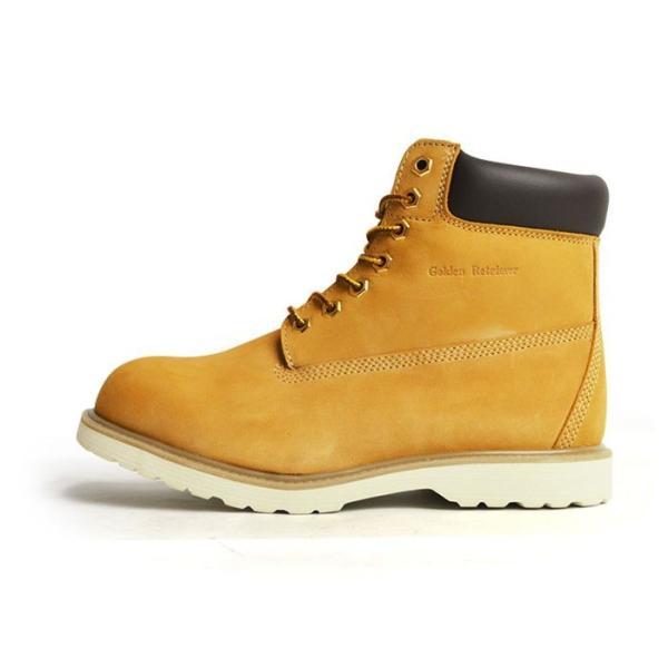 ブーツ メンズ 本革 イエローブーツ 革靴 マウンテンブーツ メンズブーツ ロングブーツ ワークブーツ トレッキング 靴 メンズシューズ ハイカット カジュアル|apricot-town|03