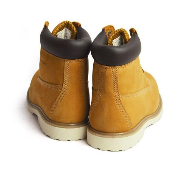 ブーツ メンズ 本革 イエローブーツ 革靴 マウンテンブーツ メンズブーツ ロングブーツ ワークブーツ トレッキング 靴 メンズシューズ ハイカット カジュアル|apricot-town|05