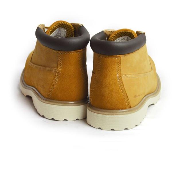 ブーツ メンズブーツ 本革 イエローブーツ 革靴 マウンテンブーツ ショートブーツ ワークブーツ トレッキング ブーツ メンズシューズ ショートブーツ カジュアル apricot-town 05