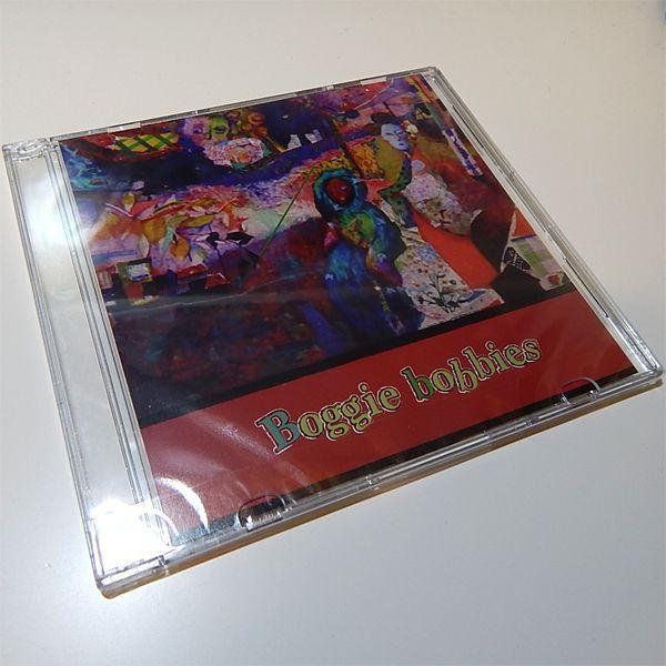 Boggie Bobbies(ボギーボビーズ):Boggie Bobbies【音楽 CD Mini Album】|aprilfoolstore|02