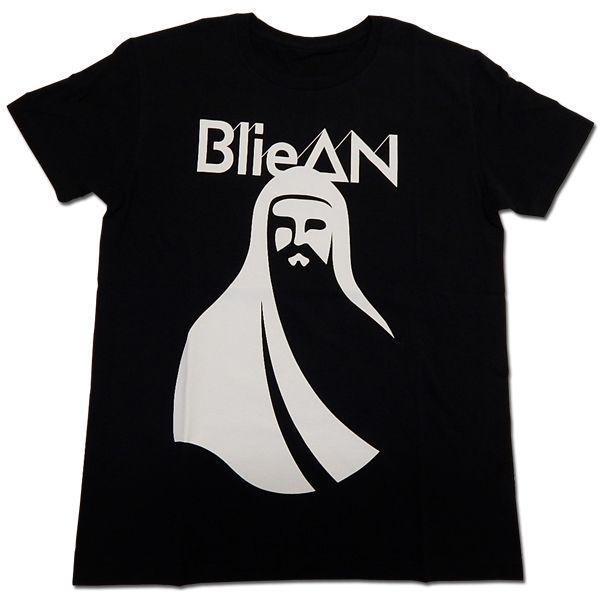 BlieAN(ブライアン):Tシャツ/ブラック/メンズ【ファッション バンド Tシャツ】|aprilfoolstore