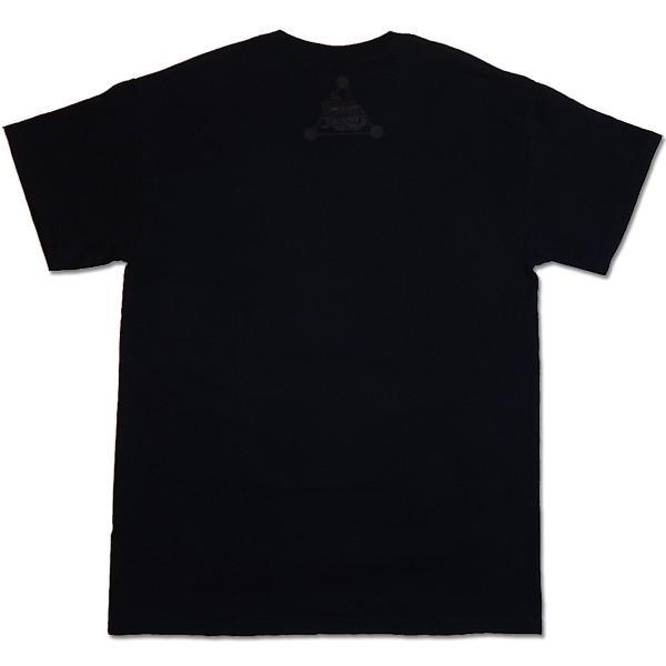 艶街:Tシャツ/ブラック×レッド/メンズ【ファッション バンド Tシャツ】|aprilfoolstore|02