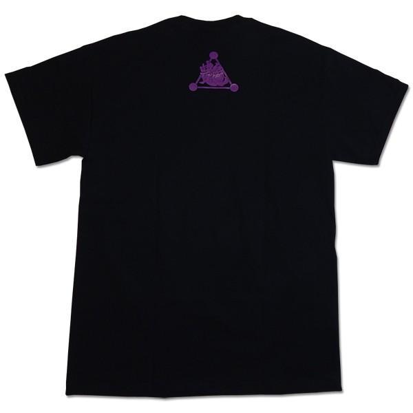 艶街:Tシャツ/ブラック×ホワイト/メンズ【ファッション バンド Tシャツ】|aprilfoolstore|02