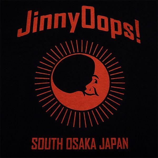 JinnyOops!(ジニーオップス):Tシャツ/ブラック/メンズ【ファッション バンド Tシャツ】|aprilfoolstore|03