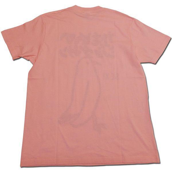 かもめのジョナサン:Tシャツ/ピンク/メンズM【ファッション バンド Tシャツ】|aprilfoolstore|02