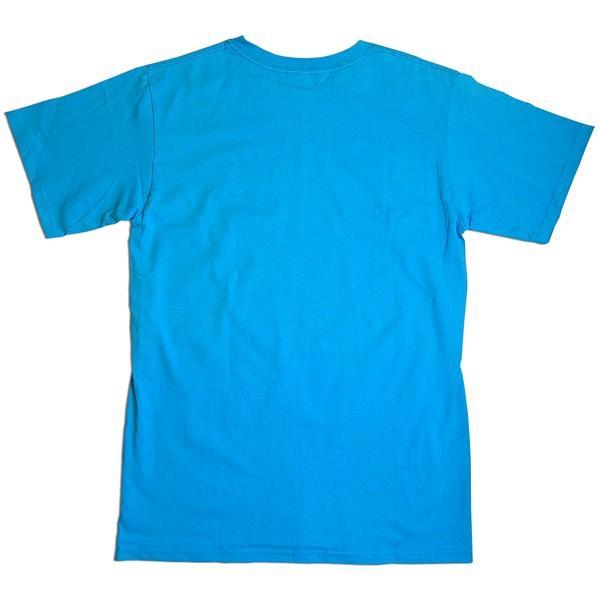 カミソリ☆彡レター:Tシャツ(購入特典缶バッジ付)/カリビアンブルー/メンズM【ファッション バンド Tシャツ】|aprilfoolstore|02