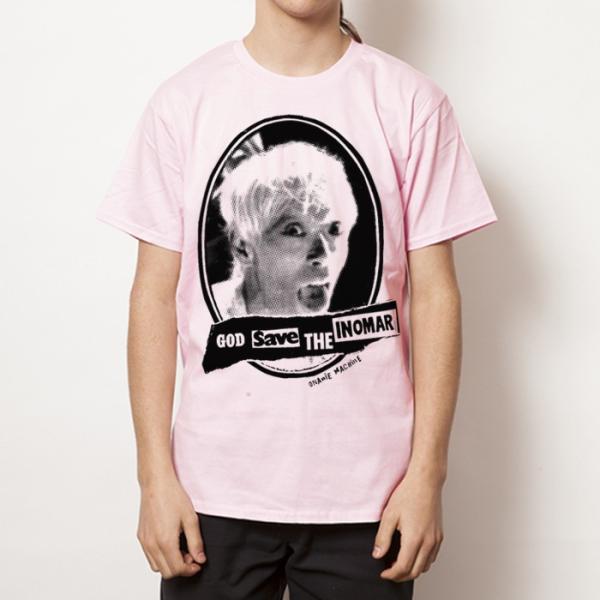オナニーマシーン:イノマー救済 GOD SAVE THE INOMAR Tシャツ/メンズ&レディース/ファッション バンド Tシャツ/メール便対応可|aprilfoolstore|05