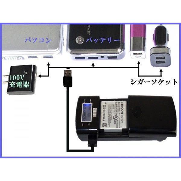 ANE-USB-05バッテリー充電器 SONY NP-FP:DCR-SR30/DCR-SR40/DCR-SR50/DCR-SR60/DCR-SR70/DCR-SR80/DCR-SR90E/HDR-HC3/HDR-TG5V