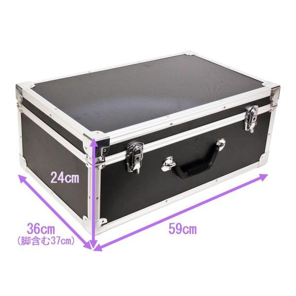 [BOX-B4P] DJI Phantom4 pro 対応 キャリーケース ファントム4 プロ プラス ボックス ドローン カバン ケース 収納 軽量 頑丈 専用 phantom 3 4 box case|aps-jp7|02