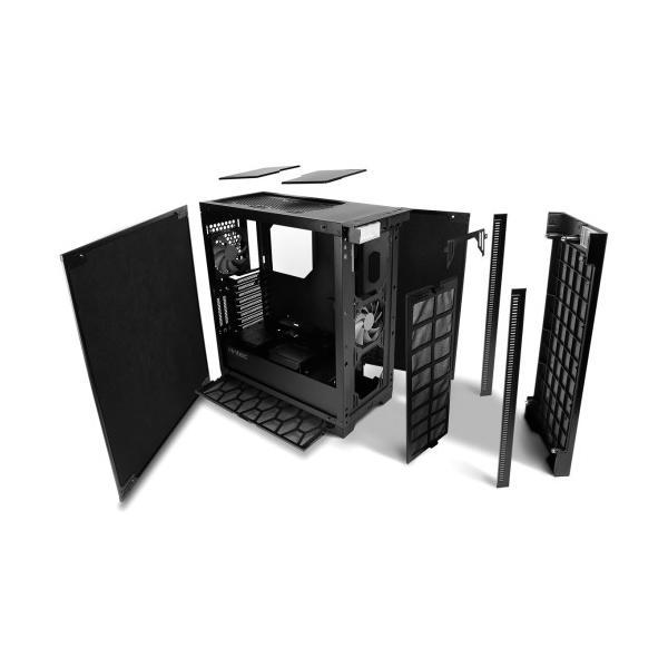 デスクトップパソコン BTOパソコン Core i7 8700 DDR4 8GB SSD 250GB WD Black NVMe 650W 80PLUSブロンズ A-Player-01 台数限定特価モデル|apuapu|02