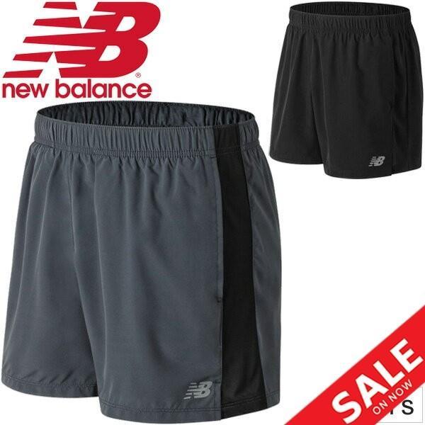 558597ccbebe3 ランニングパンツ メンズ ニューバランス new balance アクセレレイト 5インチショーツ インナー付き 男性用 ジョギング ...