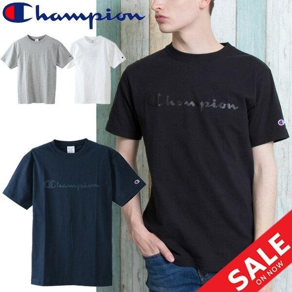 783903e51356a Tシャツ 半袖 メンズ チャンピオン champion BASIC ロゴ TEE タウンユース スポーツカジュアル 紳士 男性用 ...
