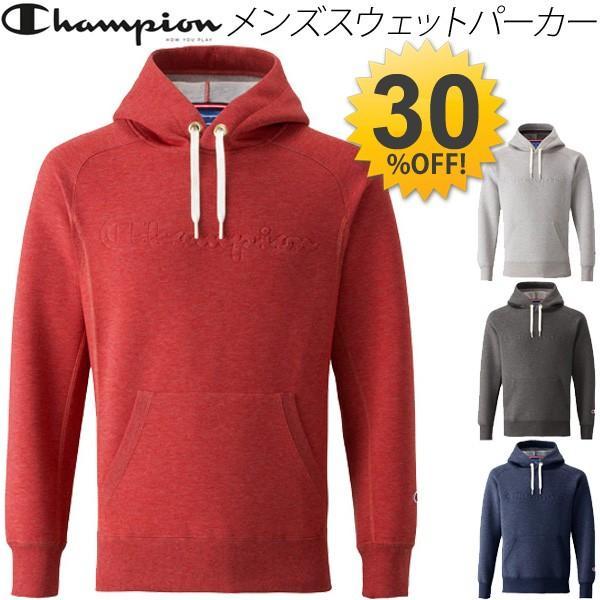 メンズ スウェット パーカー ジャケット アウター/チャンピオン/champion/CS1931|apworld
