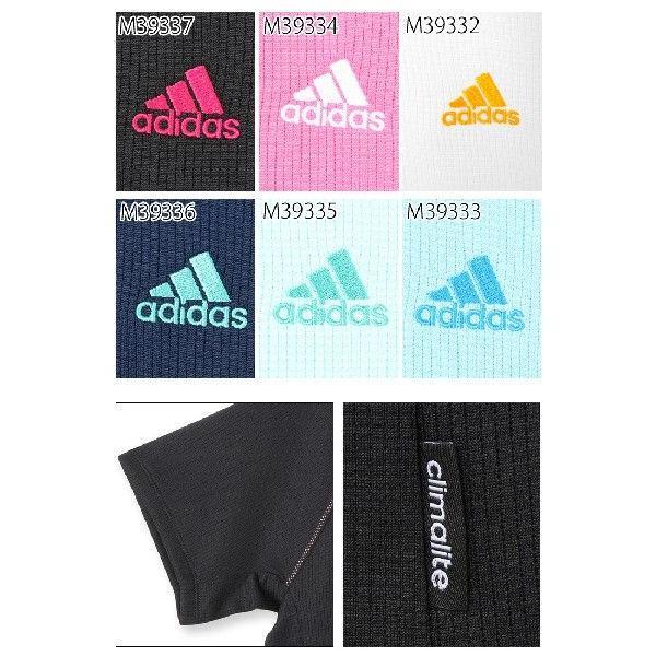 レディース 半袖Tシャツ ランニングウェア  アディダス/adidas  マラソン メール便OK /DDE09|apworld|04