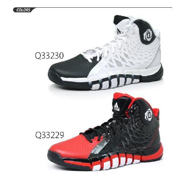 メンズ スニーカー adidas/アディダス/バスケットボールシューズ/バッシュ[D ROSE 773 II] Q33229]|apworld|02