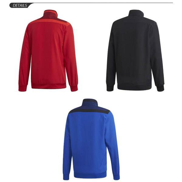 トレーニングウェア ジャージ メンズ アウター アディダス adidas ティロ TIRO19プレゼンテーションジャケット/スポーツウェア サッカー/ FJU03【取寄】|apworld|04
