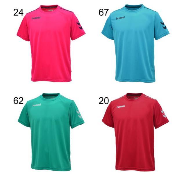 Tシャツ 半袖 メンズ ヒュンメル hummel トレーニングシャツ 男性 サッカー フットボール ハンドボール/HAY2078tops|apworld|03