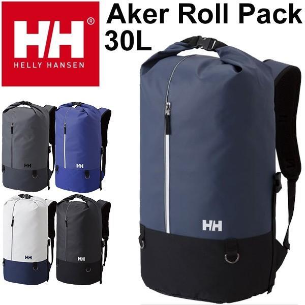8363baff26a92 ヘリーハンセン HELLY HANSEN バックパック 30L ロールトップタイプ リュックサック カジュアル メンズ ユニセックス ...