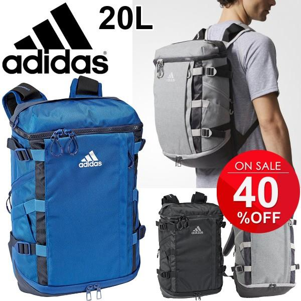 de55af9e6b83 バックパック アディダス adidas OPS リュックサック デイパック 20L スポーツバッグ トレーニング 高機能バック メンズ ...