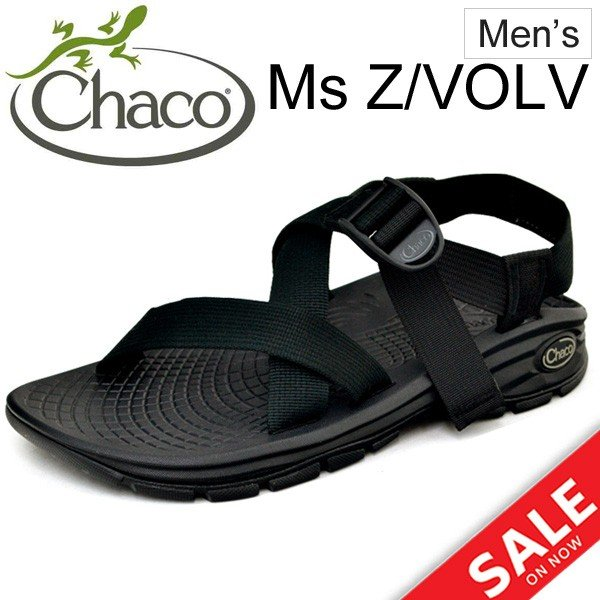 メンズ サンダル チャコ CHACO Ms Z/VOLV シューズ Zシリーズ オープントゥ ストラップサンダル 靴 アウトドア 男性 タウン キャンプ J105085 /MsZVOLVE|apworld