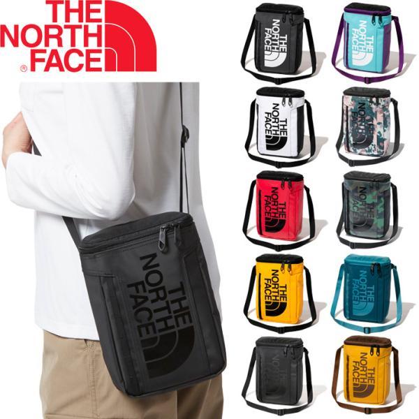 ショルダーバッグ 3L ノースフェイス THE NORTH FACE BCヒューズボックスポーチ/アウトドア カジュアル 鞄 ミニバッグ ポシェット BC Fuse Box かばん/NM82152