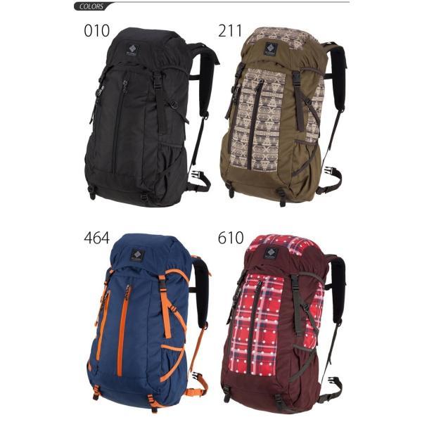 コロンビア Columbia シッティングファイアサイド30L バックパック リュック バッグ トレッキング 登山 アウトドア ザック/PU8902|apworld|02