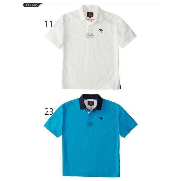 カンタベリー 半袖シャツ ラガーシャツ   メンズ ラグビー ウェア ポロシャツ/canterbury RA35136【C_ss50】|apworld|02