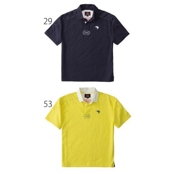 カンタベリー 半袖シャツ ラガーシャツ   メンズ ラグビー ウェア ポロシャツ/canterbury RA35136【C_ss50】|apworld|03