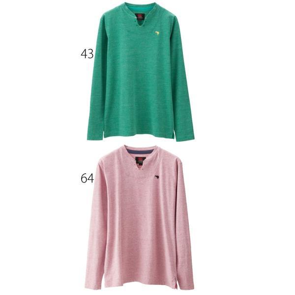 カンタベリー 長袖シャツ Tシャツ ラガーシャツ メンズ ラグビー ウェア/canterbury RA45133【C_ss50】|apworld|03
