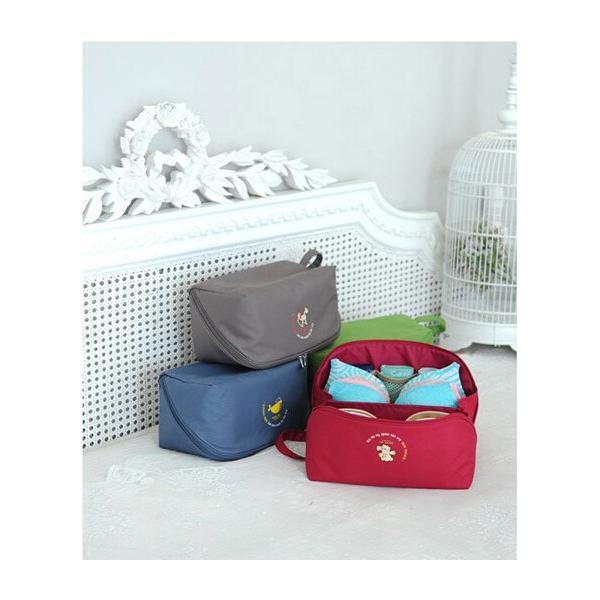 バッグインバッグ bag in bag バックインバック 送料無料 旅行にコンパクトに 整理整頓BG002|aqin