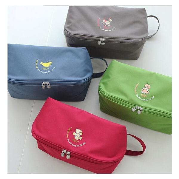 バッグインバッグ bag in bag バックインバック 送料無料 旅行にコンパクトに 整理整頓BG002|aqin|03