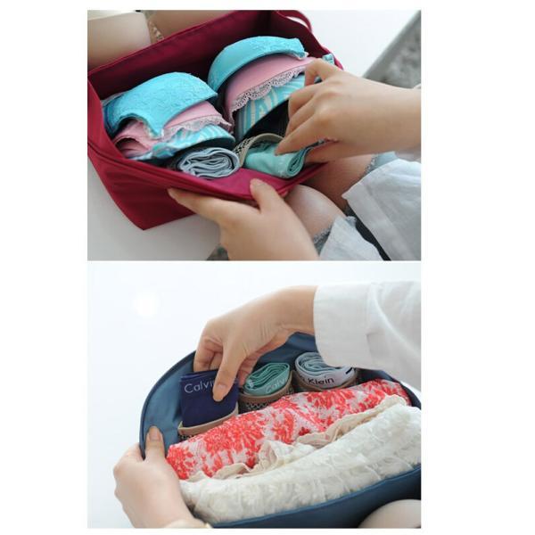 バッグインバッグ bag in bag バックインバック 送料無料 旅行にコンパクトに 整理整頓BG002|aqin|06