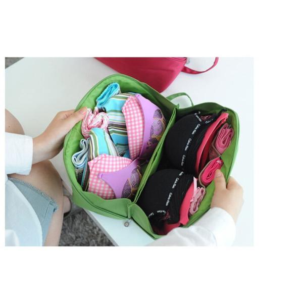 バッグインバッグ bag in bag バックインバック 送料無料 旅行にコンパクトに 整理整頓BG002|aqin|07