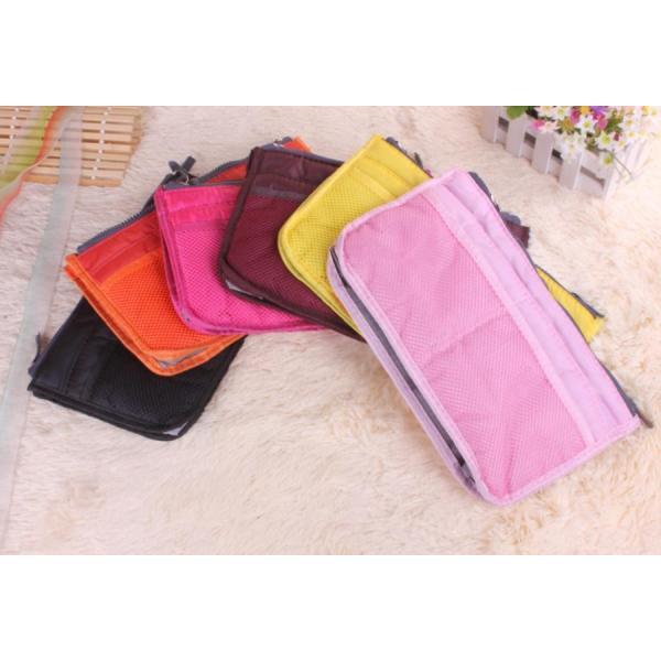 人気 レディースバッグインバッグ 化粧ポーチ 整理 収納  トートバッグ  使いやすい|aqin