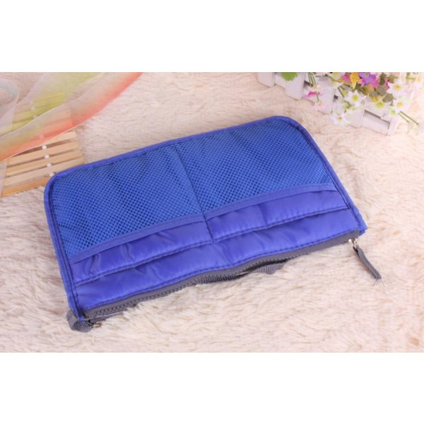 人気 レディースバッグインバッグ 化粧ポーチ 整理 収納  トートバッグ  使いやすい|aqin|02