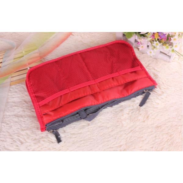 人気 レディースバッグインバッグ 化粧ポーチ 整理 収納  トートバッグ  使いやすい|aqin|11