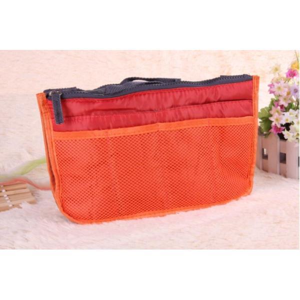 人気 レディースバッグインバッグ 化粧ポーチ 整理 収納  トートバッグ  使いやすい|aqin|12