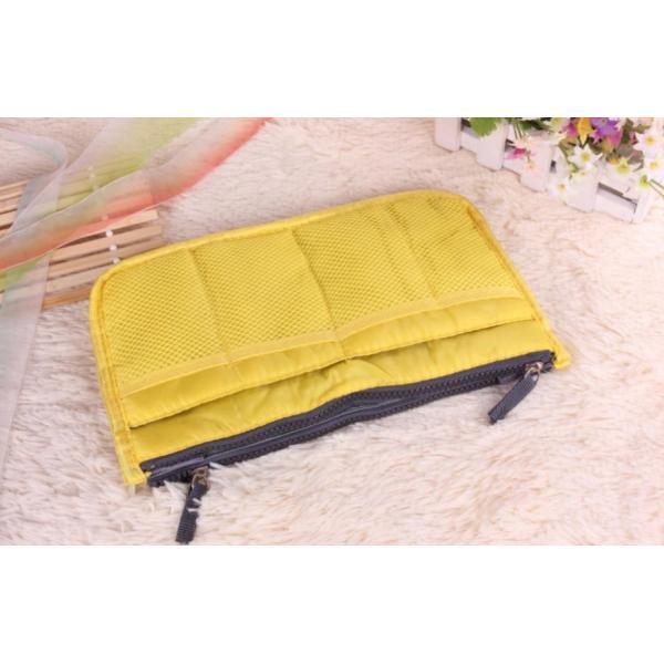 人気 レディースバッグインバッグ 化粧ポーチ 整理 収納  トートバッグ  使いやすい|aqin|07