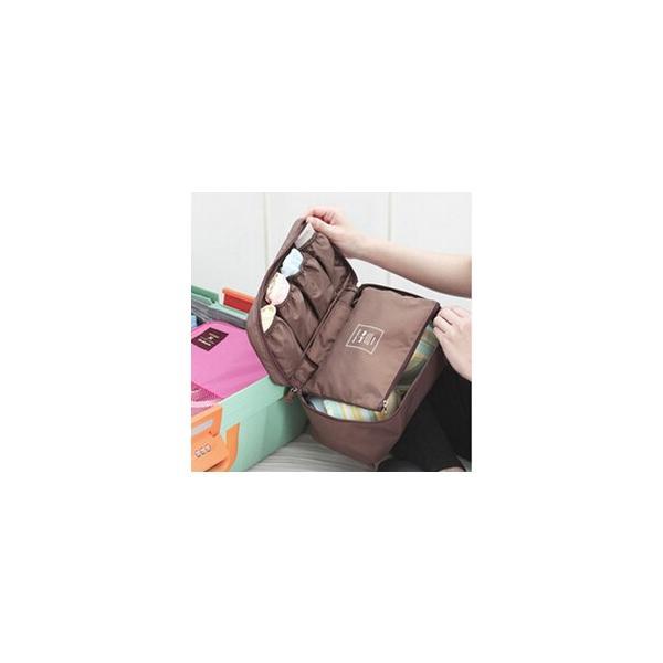 バッグインバッグ 人気 バックインバック インナーバッグ トラベルバッグ トラベルポーチ 整理 旅行用品 トラベルケース|aqin|03