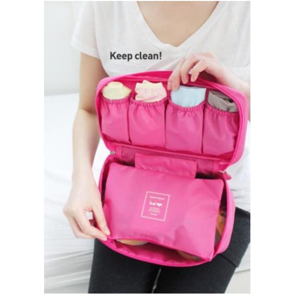 バッグインバッグ 人気 バックインバック インナーバッグ トラベルバッグ トラベルポーチ 整理 旅行用品 トラベルケース|aqin|06