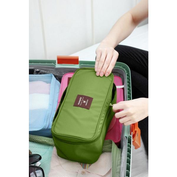 バッグインバッグ 人気 バックインバック インナーバッグ トラベルバッグ トラベルポーチ 整理 旅行用品 トラベルケース|aqin|07