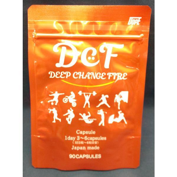 訳有未開封 代引・配送日時指定不可 DCF ディープチェンジファイア 90粒×3袋 賞味期限:2019年9月19日|aqua-feel