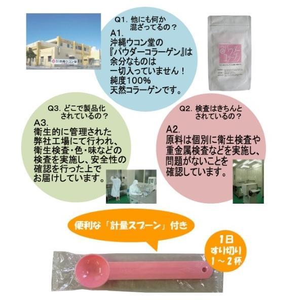 低分子パウダーコラーゲン 送料無料 セール 美容 健康にどうぞ|aqua-green|02