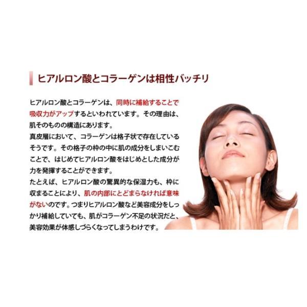 ヒアルロン酸コラーゲン 送料無料 美容 健康にどうぞ|aqua-green|03