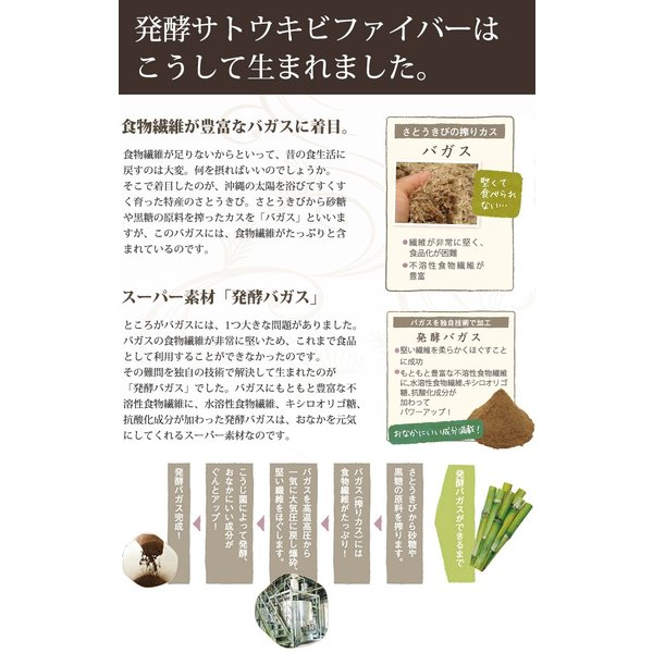 料理 ご飯 混ぜるだけ 発酵サトウキビファイバー 送料無料 食物繊維 沖縄ウコン堂 セール ポイント消化 |aqua-green|04