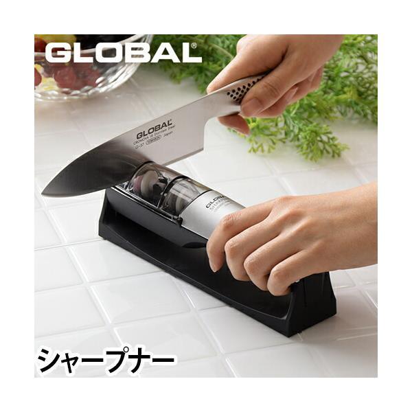 シャープナーグローバル包丁研ぎ器砥石GSS-02
